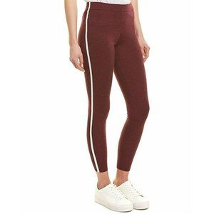 JAMES PERSE Stretch Cashmere Track Pant Leggings